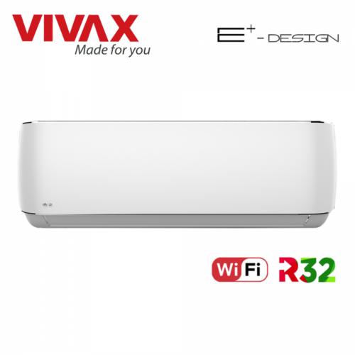 VIVAX E+ disain ACP-12CH35AEEI R32 koos paigaldusega Saabub lattu oktoobri 2  nädal