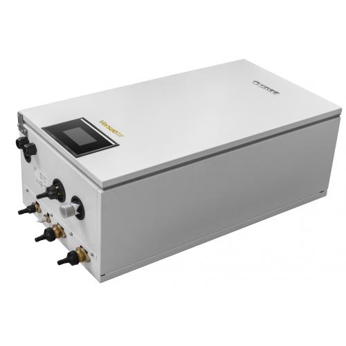 Õhk-vesi soojuspump 8 kW GREE Versati III Inverter komplekt GRS-CQ8.0Pd/NhH-E(I)/NhH-E(I)/GRS-CQ8.0Pd/NhH-E(O)