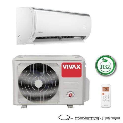 VIVAX Q disain ACP-12CH35AEQIS R32